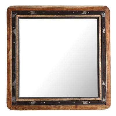 Oxley 30 in. H x 30 in. W Rectangular Mirror