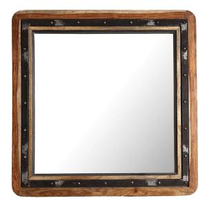 Renwil Oxley 30 inch H x 30 inch W Rectangular Mirror by Renwil