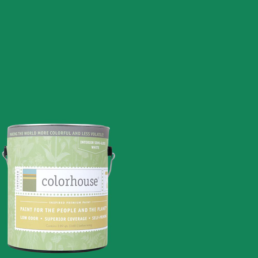 Colorhouse 1 gal. Thrive .06 Semi-Gloss Interior Paint