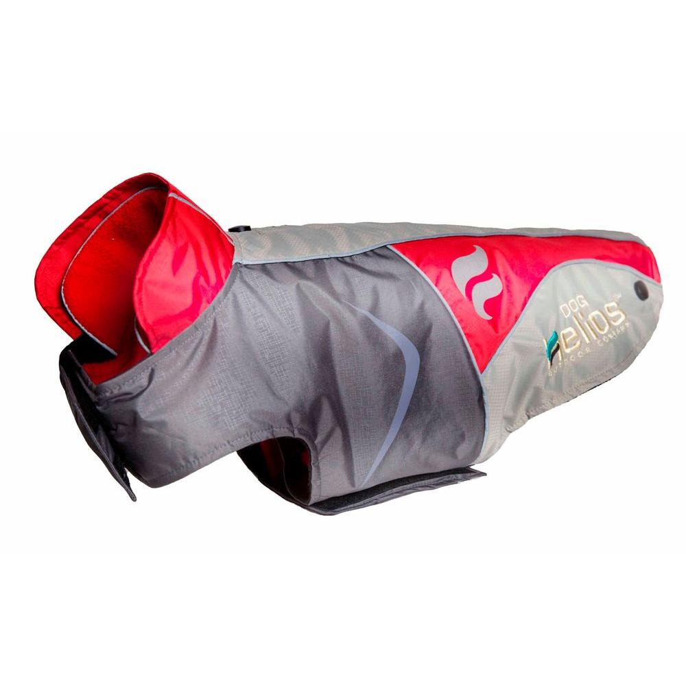 X-Small Red Lotus-Rusher Waterproof 2-in-1 Convertible Do...