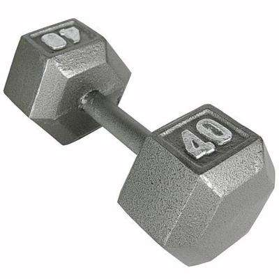 40 lb. Hex Dumbbell