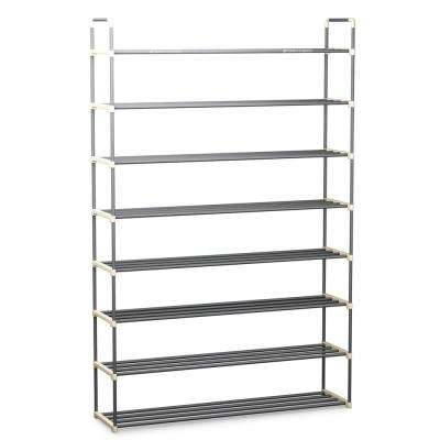 48-Pair 8-Tier Shoe Rack