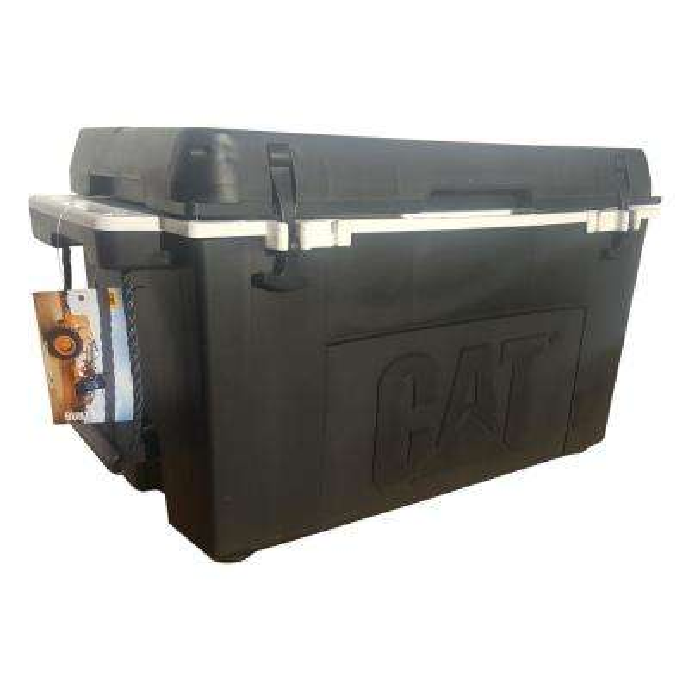55 Qt. Caterpillar Cooler in Black