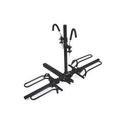 Platform Style 2-Bike Mount Hitch Rack