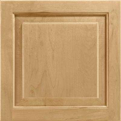 14-9/16 in. x 14-1/2 in. Cabinet Door Sample in Charlottesville Maple Rye