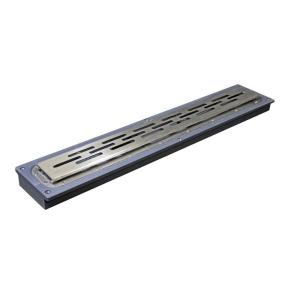 Sioux Chief 40 inch Steel Linear Shower Drain by Sioux Chief