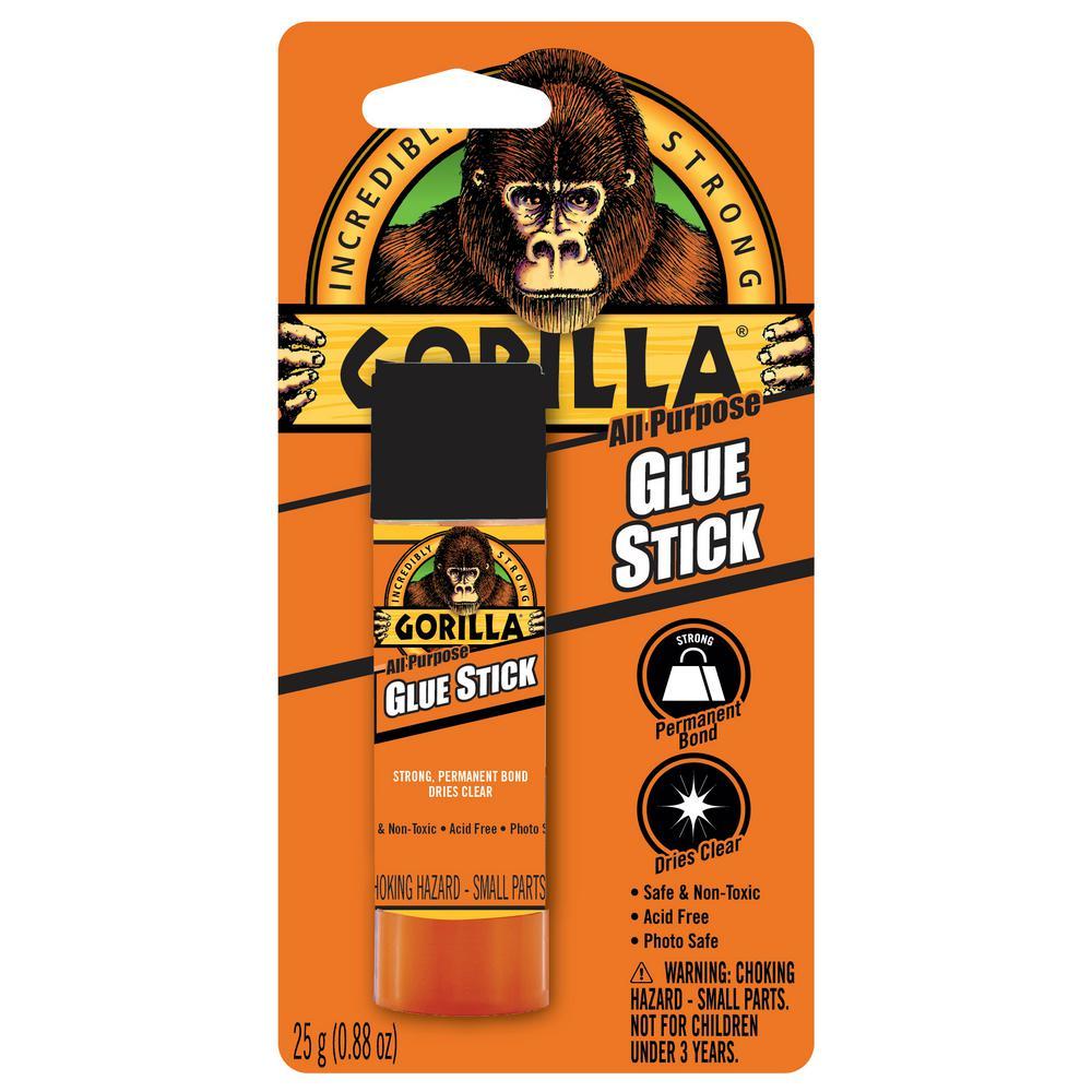 25g All Purpose Glue Stick (6-Pack)