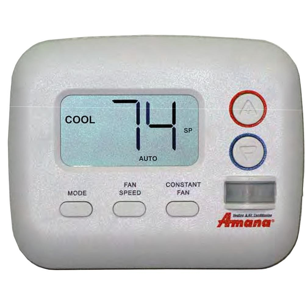 Wireless PTAC Wall Remote Thermostat