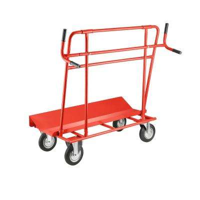 Drywall Hauler Cart with Handles