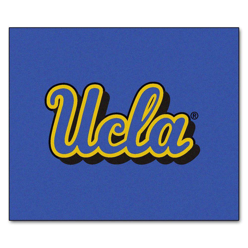 Fanmats Ucla 5 Ft X 6 Ft Tailgater Rug 2969 The Home Depot