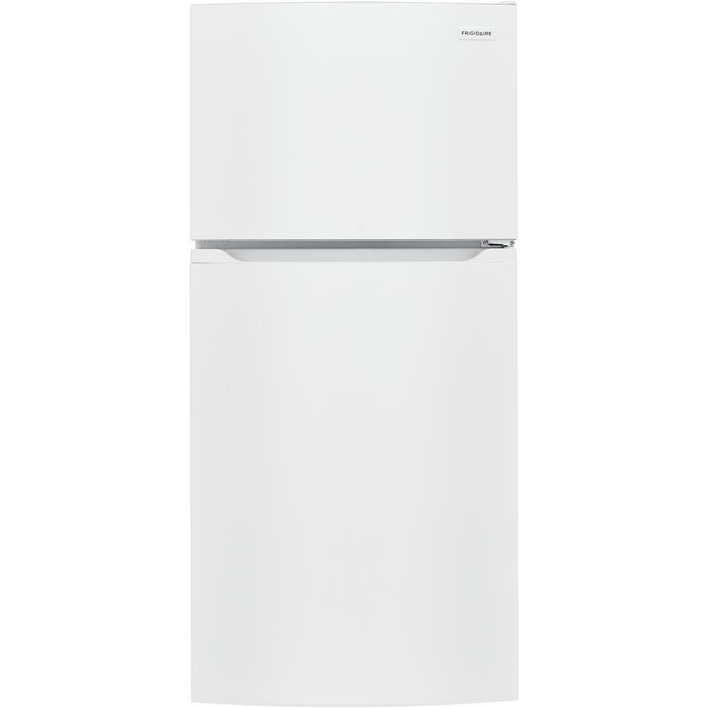 Frigidaire 13.9 cu. ft. Top Freezer Refrigerator in White, ENERGY STAR