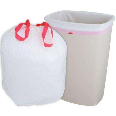 13 Gal. Drawstring Kitchen Trash Bags (300-Count)