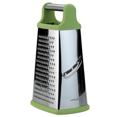 CooknCo Green Grater with Comfort Grip Handle
