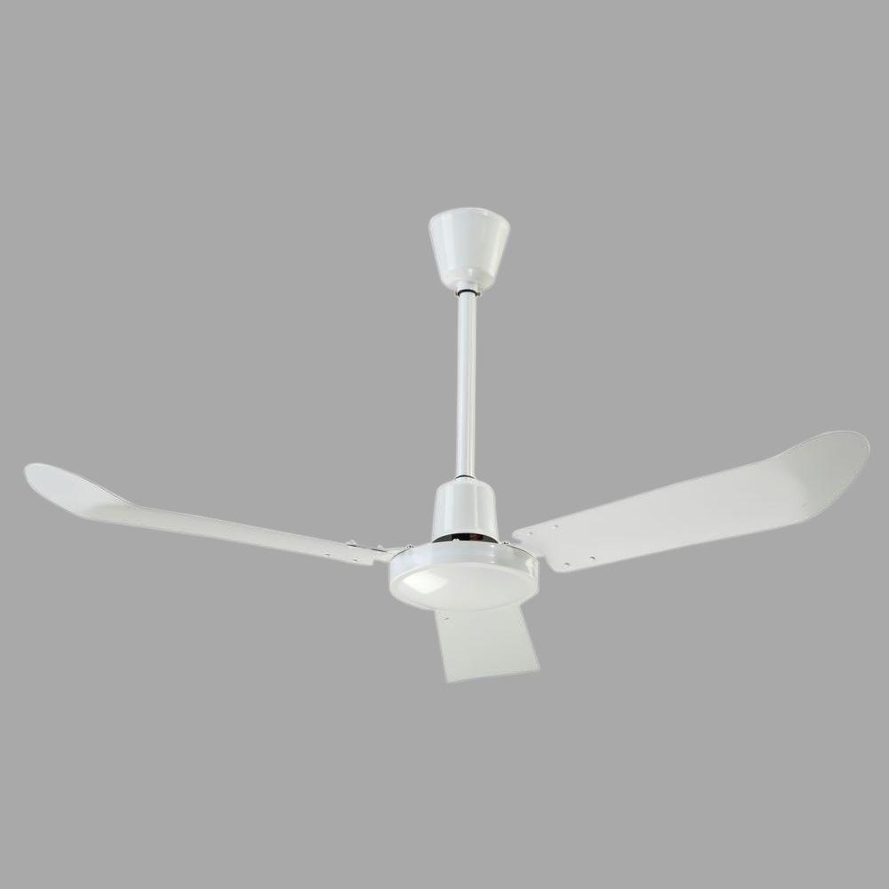 Commercial 48 In. White CP Ceiling Fan-CP481112114
