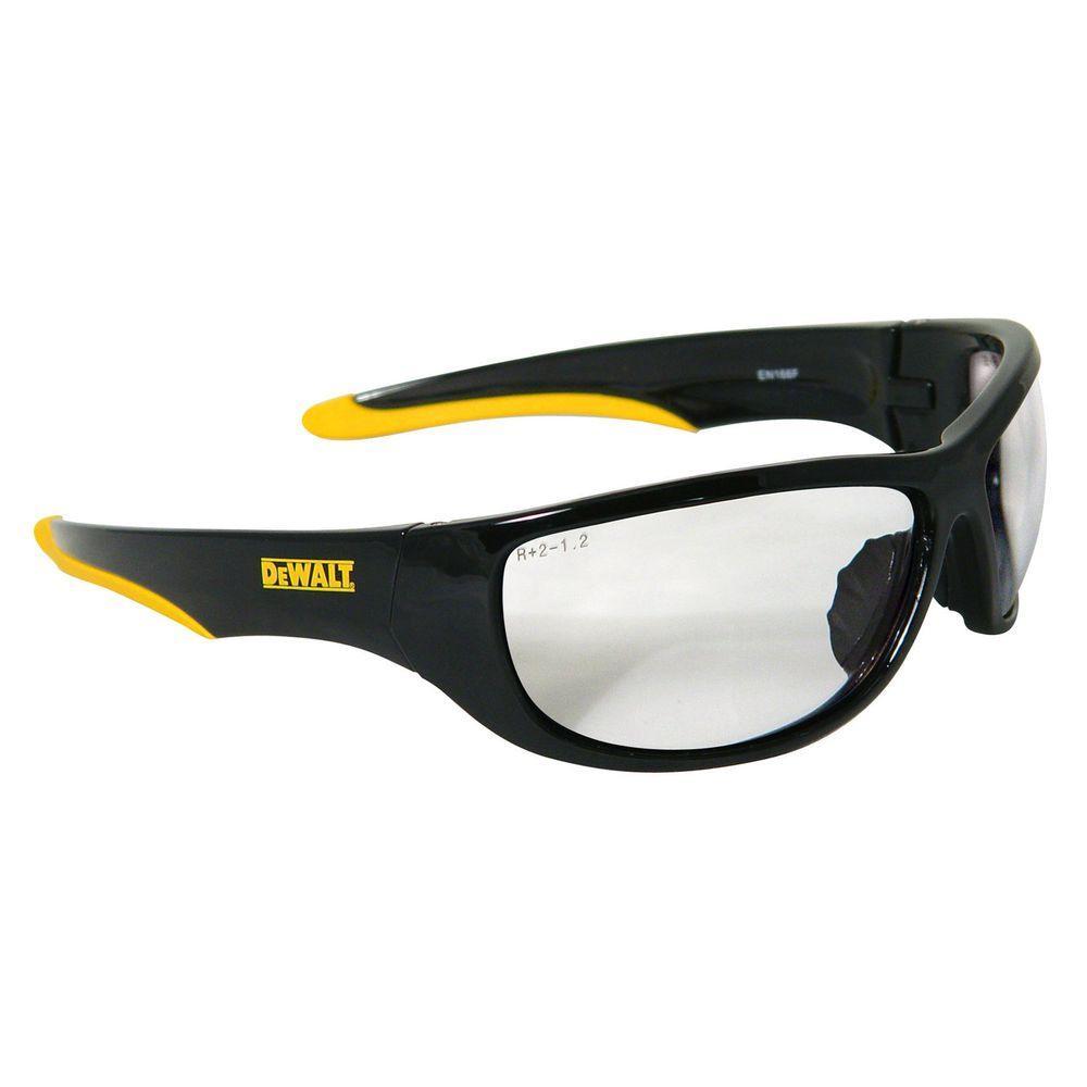 Dewalt Safety Glasses Dominator with Clear Lens by DEWALT