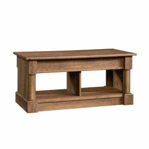 Palladia Collection Vintage Oak Lift-Top Coffee Table