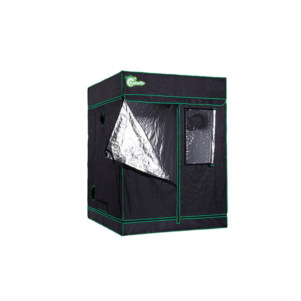 Hydro Crunch Heavy Duty Grow Room Tent 5 ft. x 5 ft. x 6.5  sc 1 st  Home Depot & Hydro Crunch Heavy Duty Grow Room Tent 5 ft. x 5 ft. x 6.5 ft ...