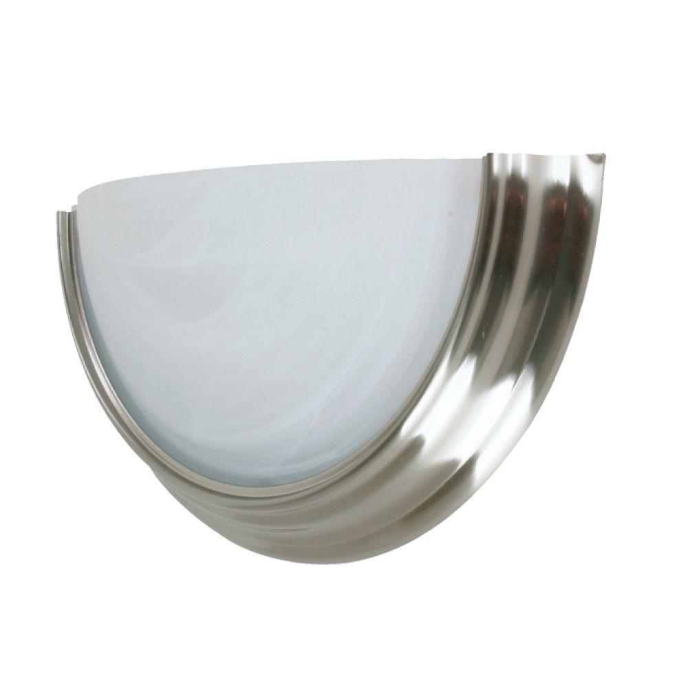 Aspects Multi-Use 1-Light Decorative White LED Sconce