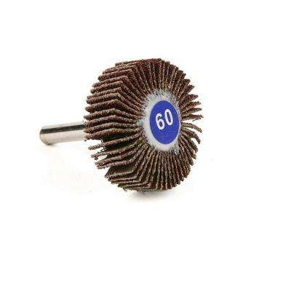 1-1/2 in. x 1/2 in. 60-Grit MTD Flap Wheel