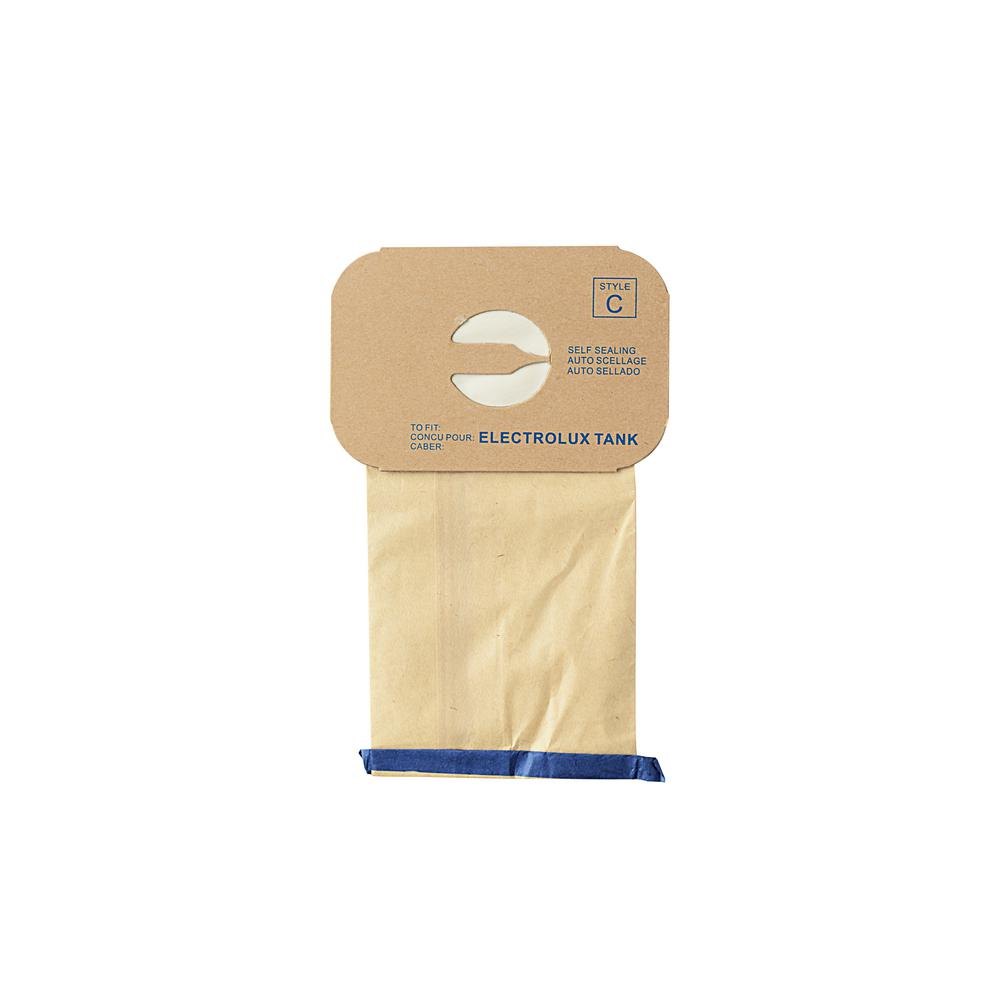 Electrolux C Replacement Micro Filtration Vacuum Bags by Advantage are Designed