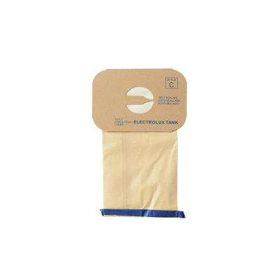 Electrolux C Replacement Micro Filtration Vacuum Bags by Advantage are Designed for Electrolux Canister Vacuums