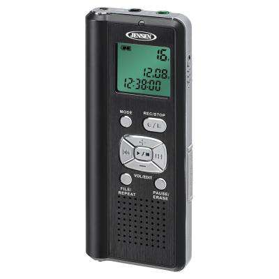 Digital Voice Recorder with Micro SD Card Slot