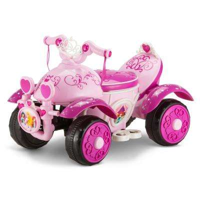Premium Princess Quad in Pink