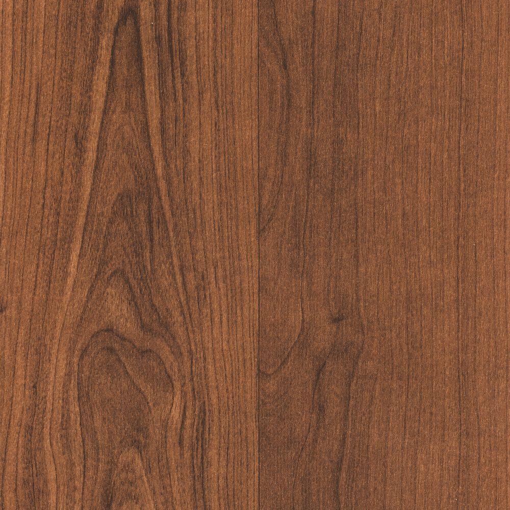 Trafficmaster Sonora Maple 8 Mm Thick X 7 11 16 In Wide 50 5 Xp Asheville Hickory Brown Laminate Wood Flooring