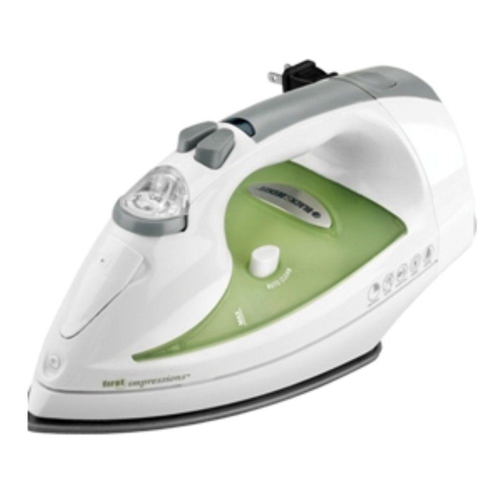 BLACK+DECKER First Impressions Cord Reel Iron-DISCONTINUED