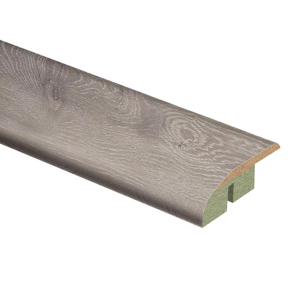 Terrado Oak 1/2 in. Thick x 1-3/4 in. Wide x 72 in. Length Laminate Multi-Purpose Reducer Molding