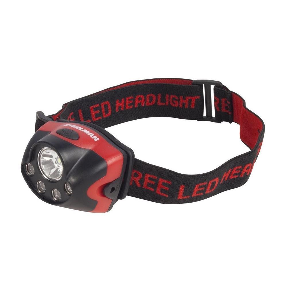 Steelman LED High Output Headlamp