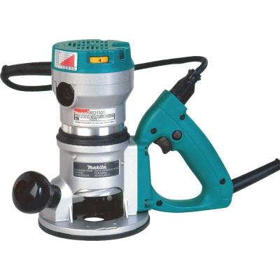11-Amp 2-1/4 HP D-Handle Router