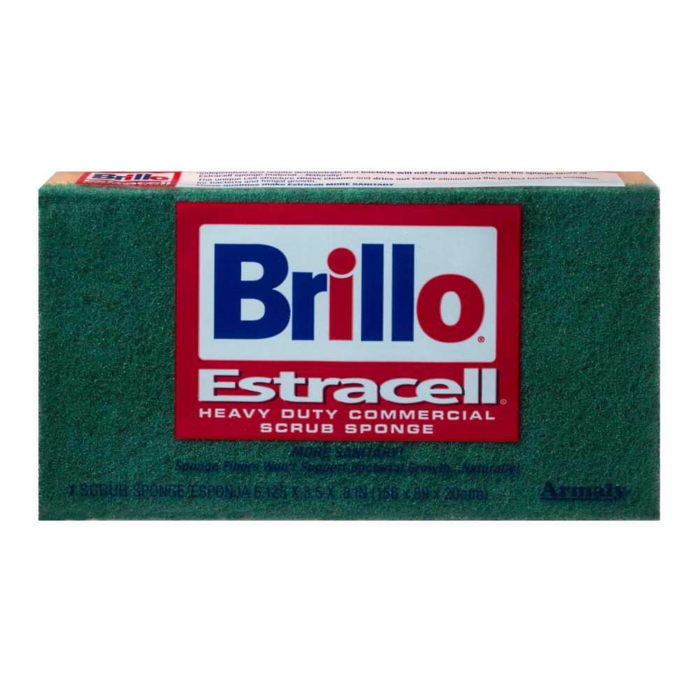 Estracell HD Scrub Sponge Utility