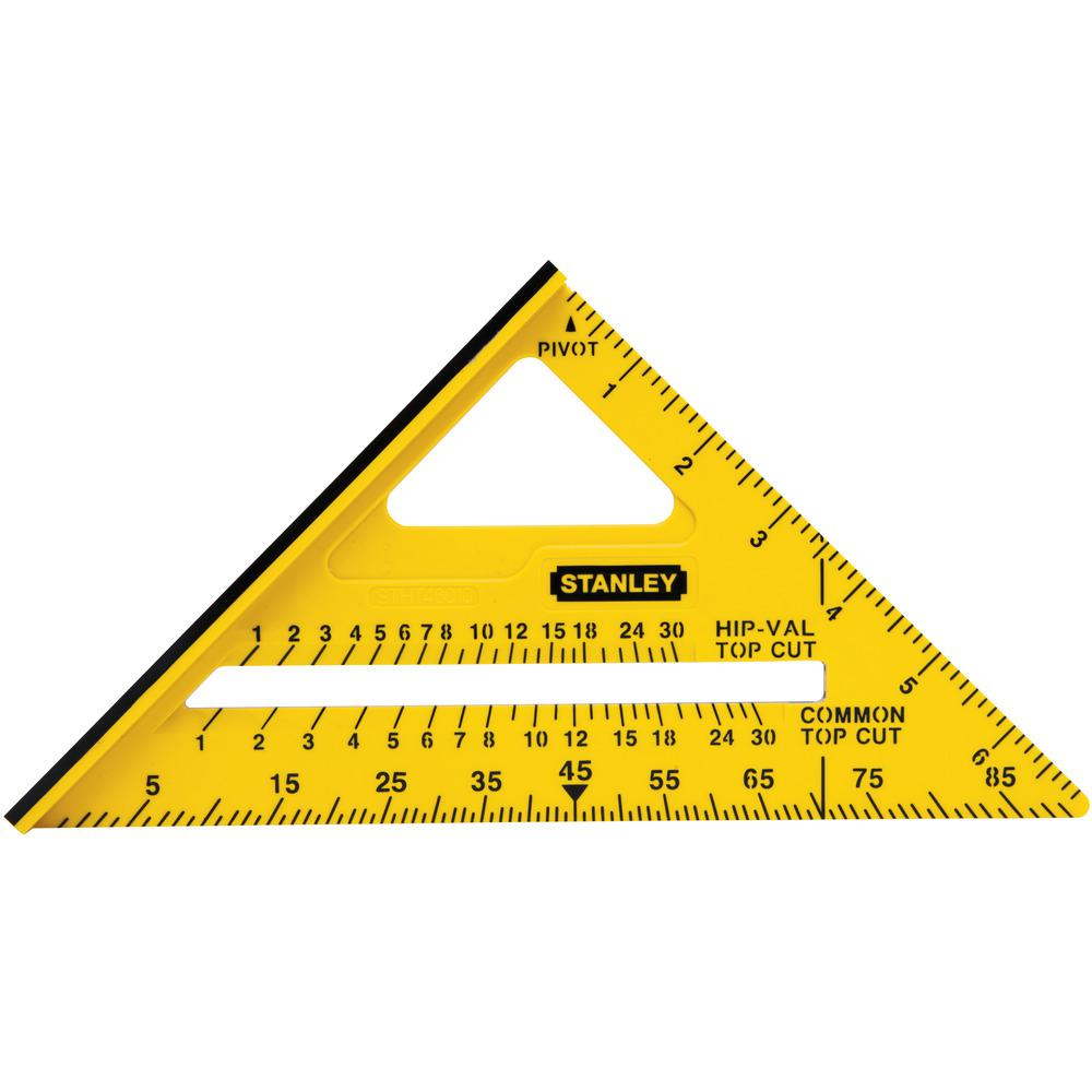 Stanley 7 in. Dual Color Quick Square
