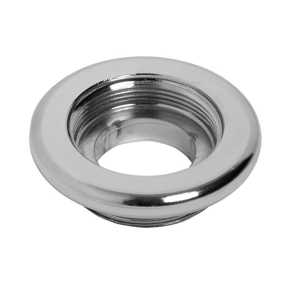 Decorative Ring for Spout, Polished Chrome