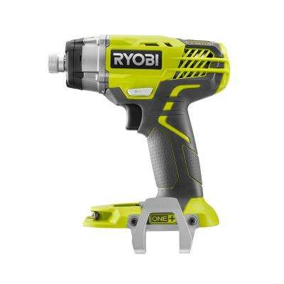 18-Volt 3-Speed 1/4 in. Impact Driver (Tool Only)