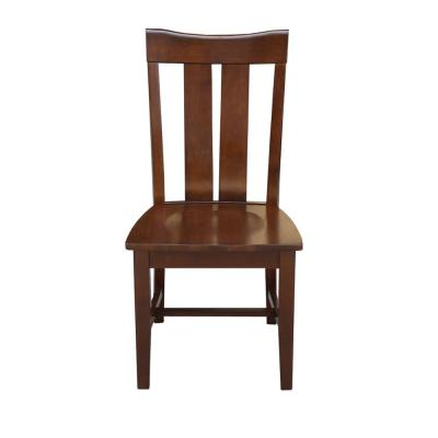 Ainsley Espresso Dining Chair (Set of 2)