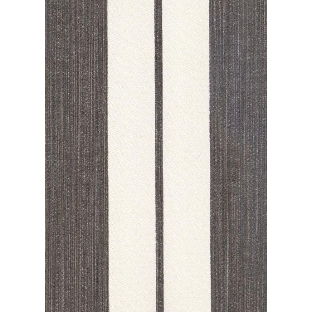 Faux Vertical Textile Stripe Wallpaper AM41043 The Home