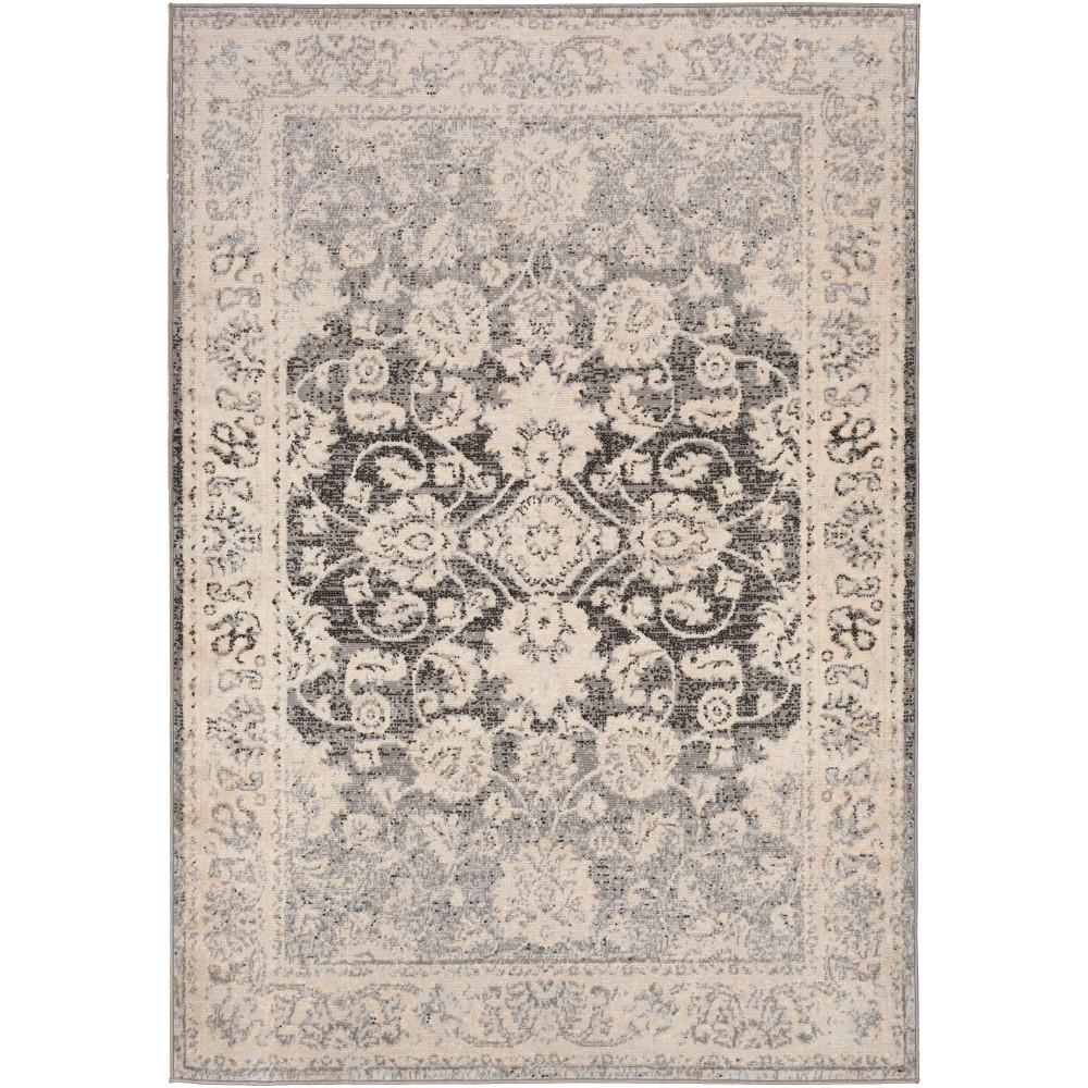 Artistic Weavers Aidyn Charcoal 7 Ft 10 In X 10 Ft Area Rug S00161018805 The Home Depot