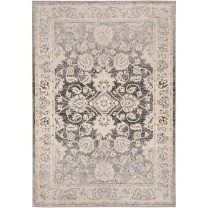 Artistic Weavers Elwyn Charcoal 6 Ft 7 In X 9 Ft Area Rug S00161033169 The Home Depot