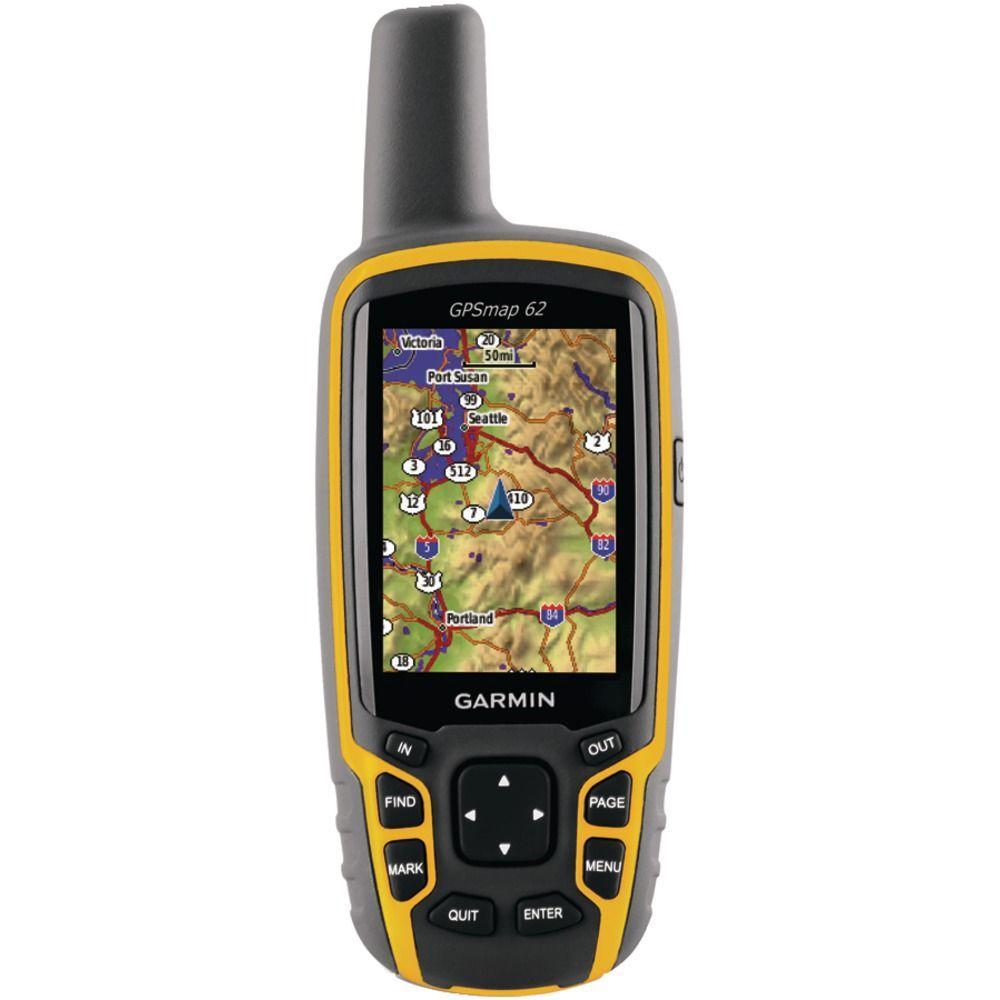 Garmin GPSMAP 62S Marine GPS