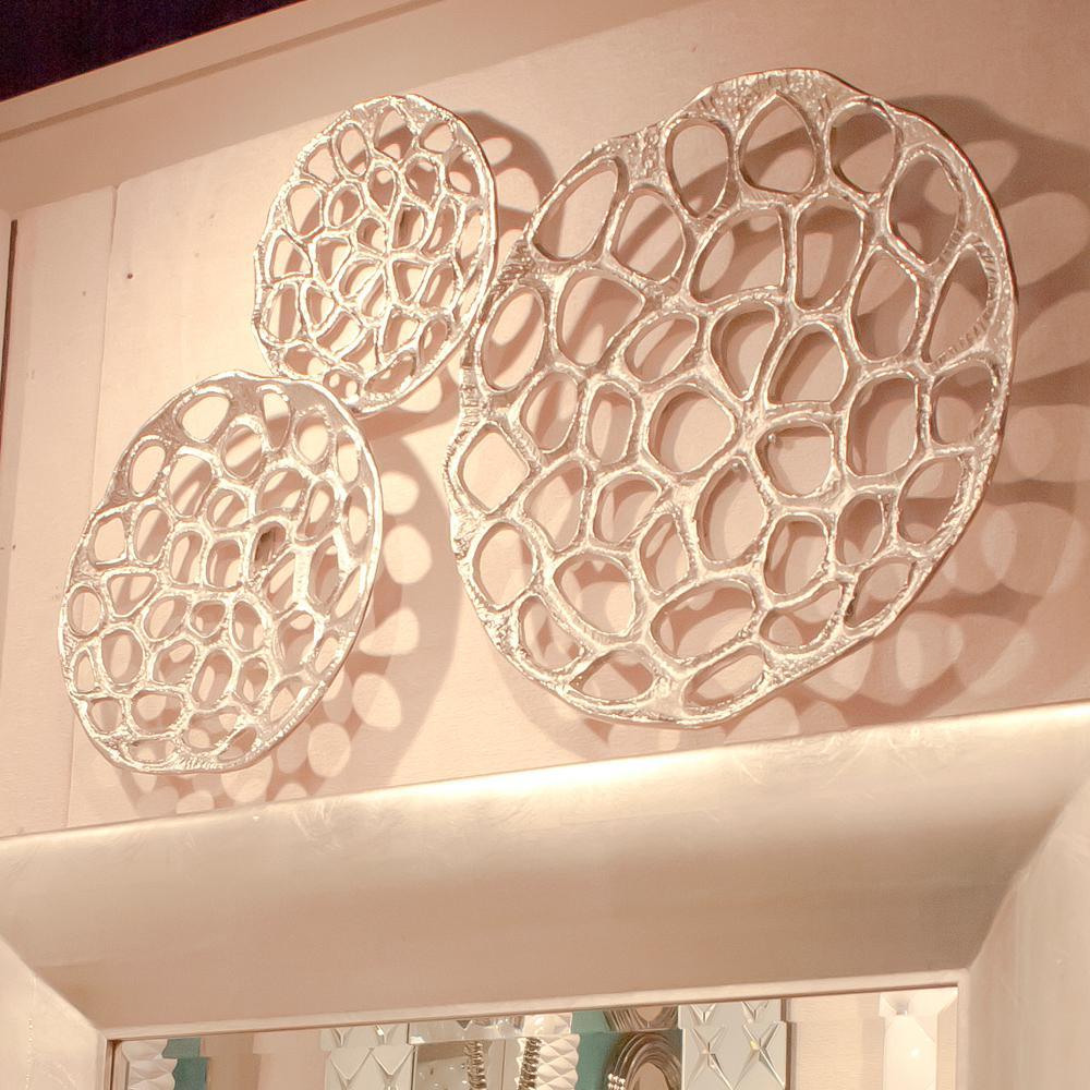 Medium Honeycomb Wall Sculpture by