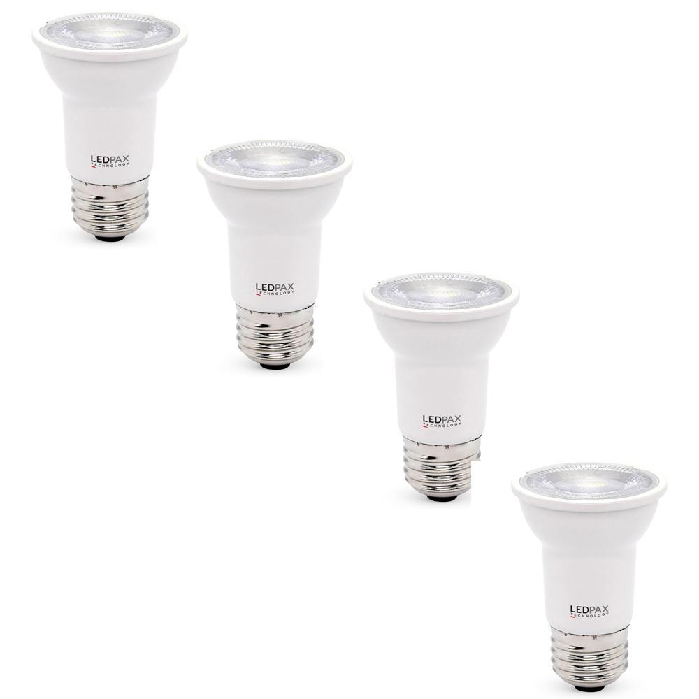 50-Watt Equivalent PAR16 Dimmable LED Light Bulb (4-Pack)
