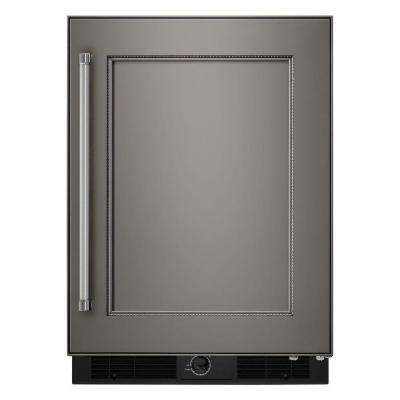 24 in. W 4.9 cu. ft. Undercounter Refrigerator in Panel Ready