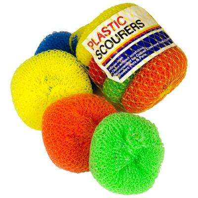 Poly Mesh Pot Scrubbers (24-Pack)