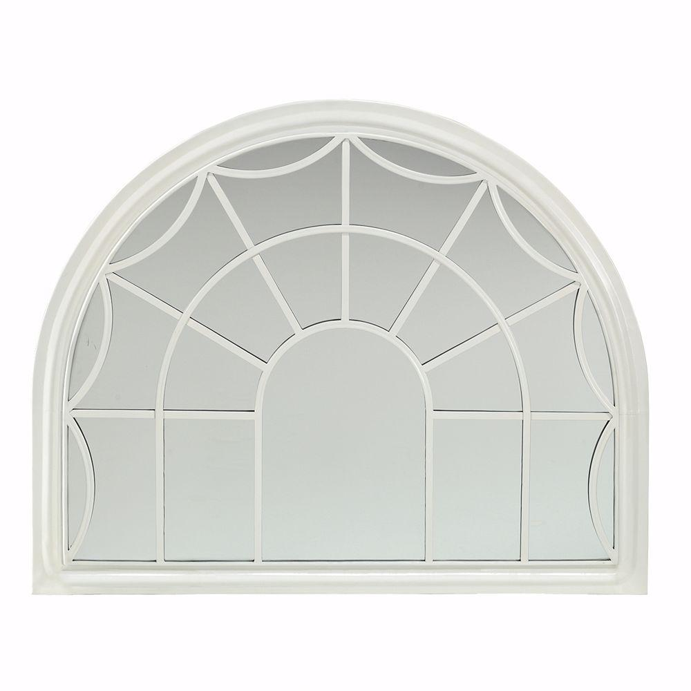 Home Decorators Collection Sabrina 35.5 in. x 44.5 in. Mirror