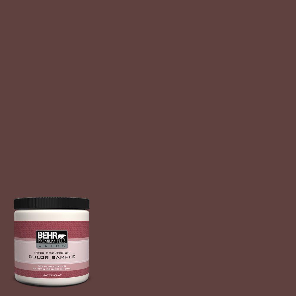 8 oz. #BXC-21 Chicory Root Interior/Exterior Paint Sample