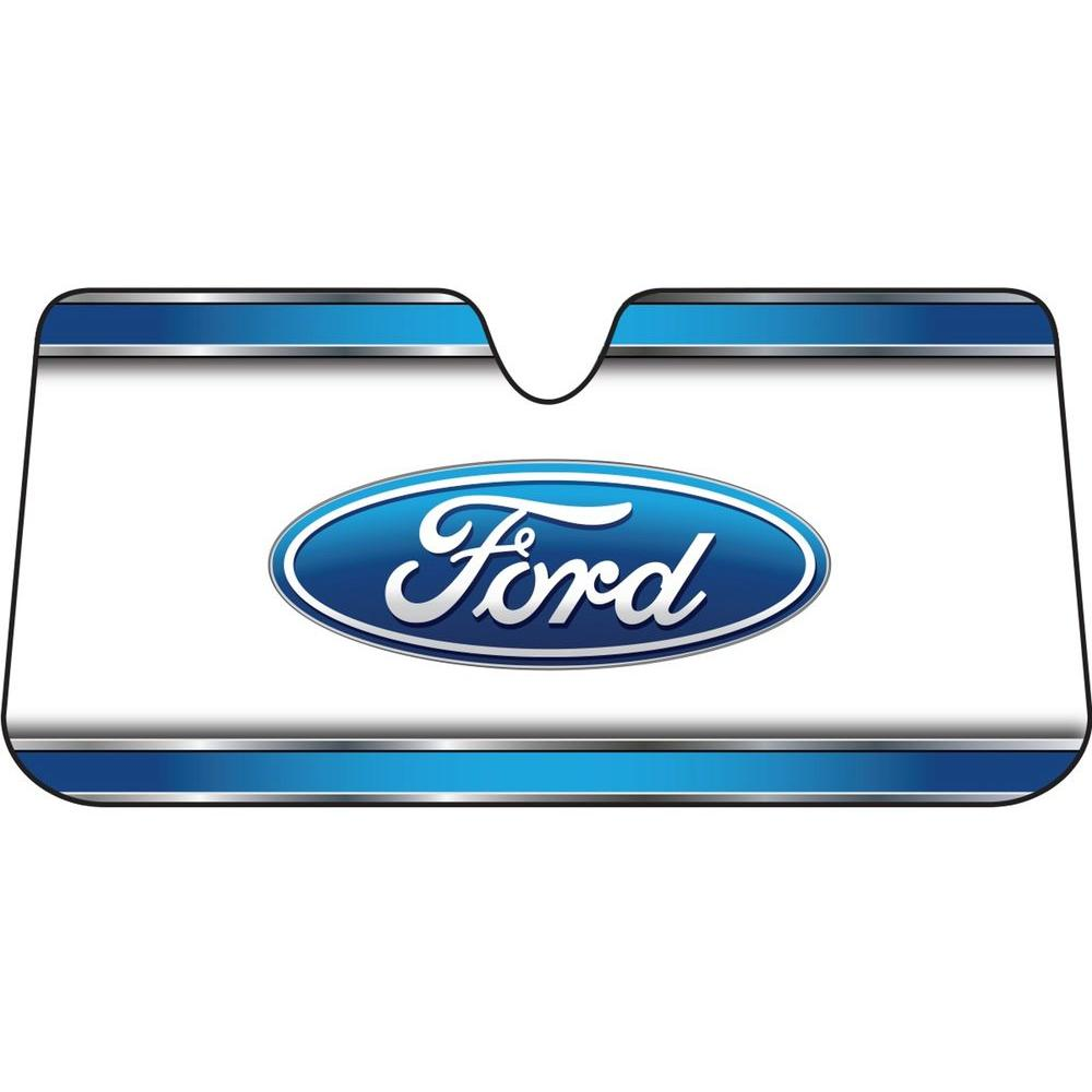Plasticolor Ford Elite Accordion Windshield Sunshade-003735R01 - The ... ec1fdb474b7