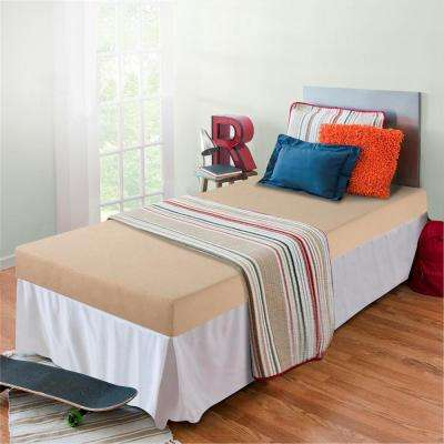 Twin Medium Memory Foam Mattress