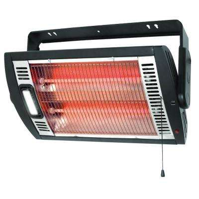 600-Watt to 1200-Watt Garage/Shop Ceiling Mount Utility Portable Heater